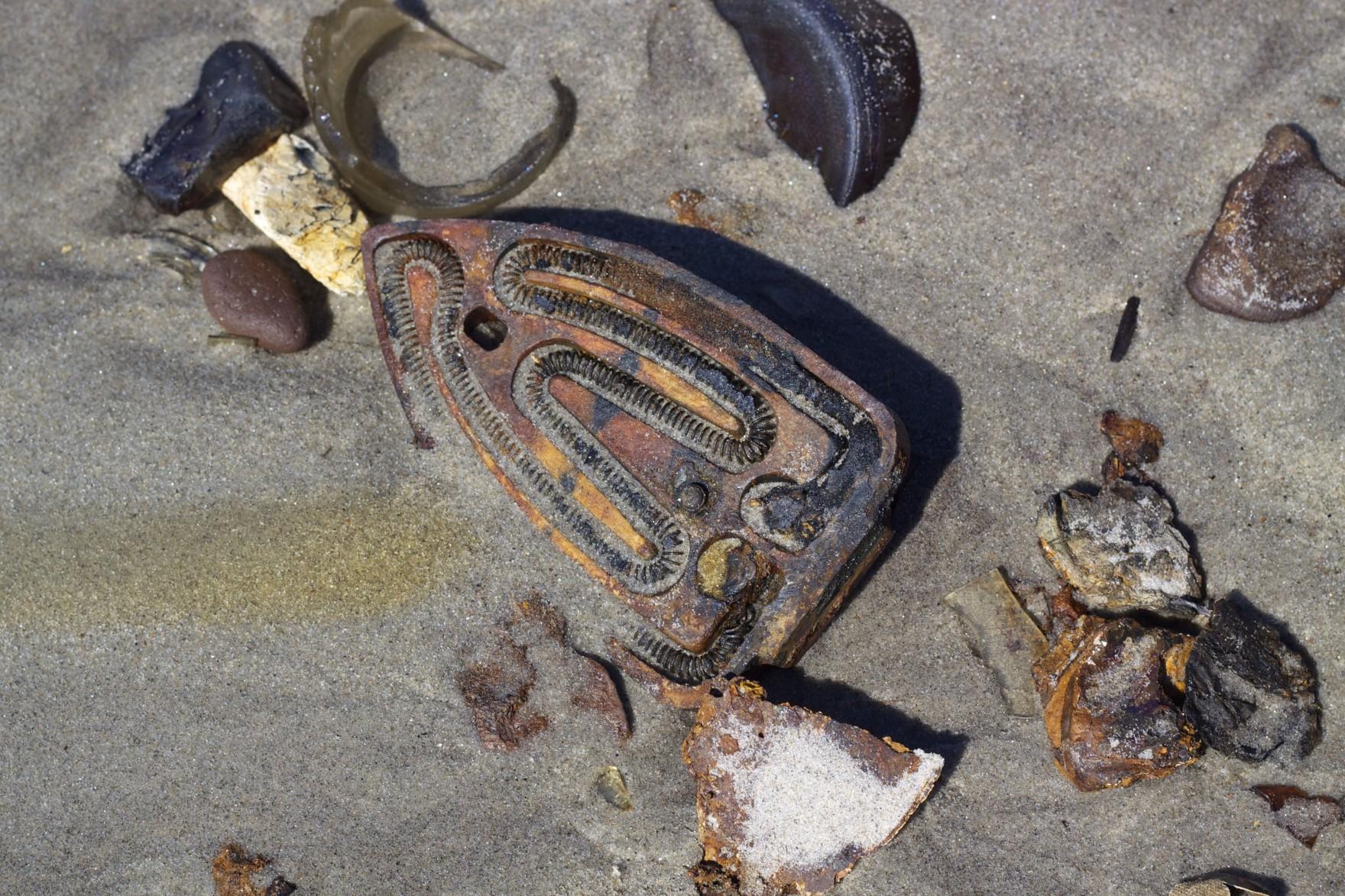 Dead Horse Bay Iron