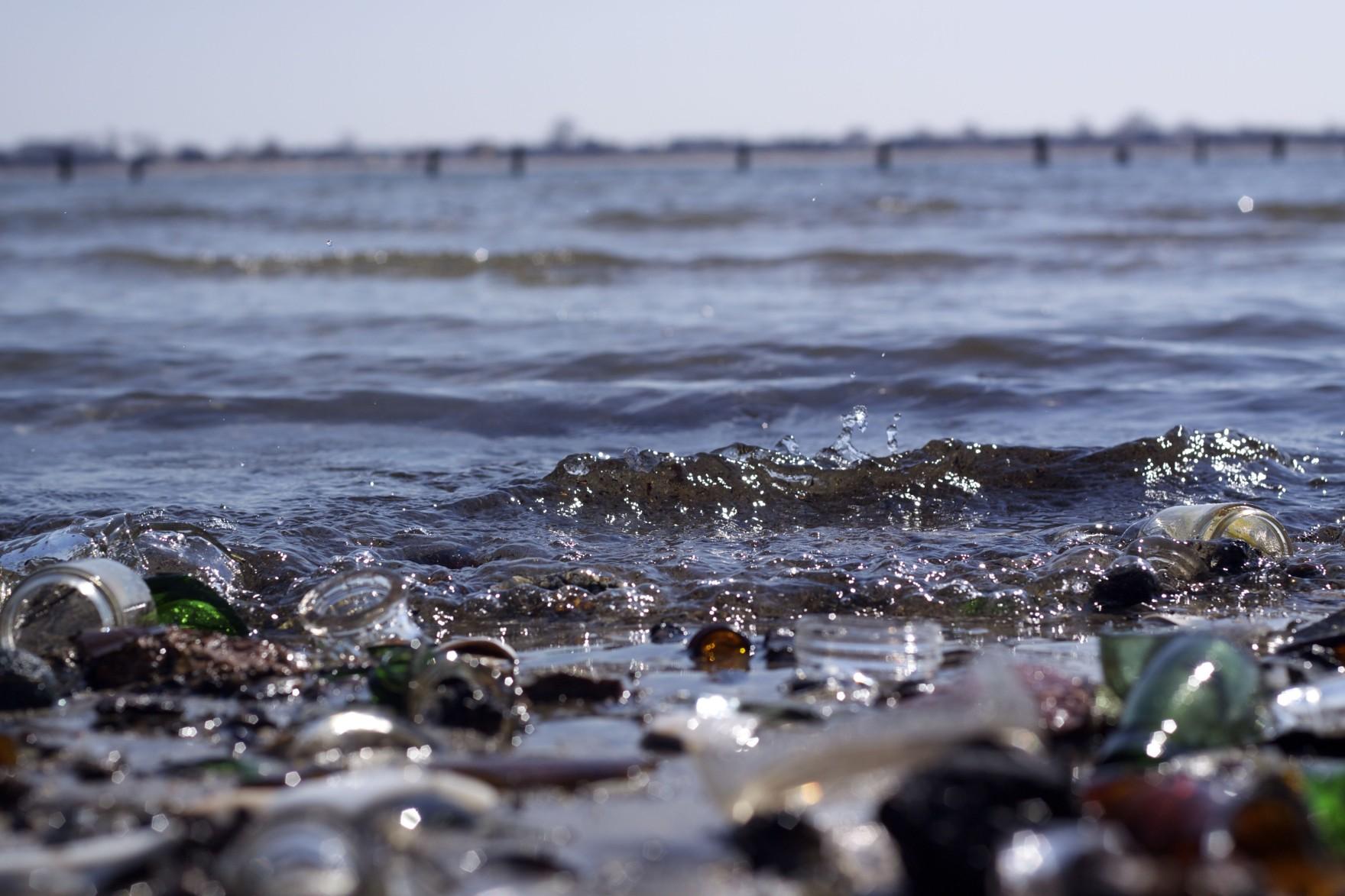 Dead Horse Bay Water